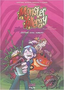 "Afficher ""Monster allergy n° 7<br /> Monstres en boîte"""
