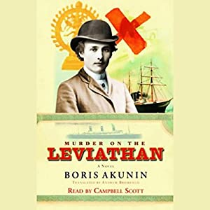 Murder on the Leviathan Audiobook