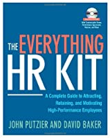 The Everything HR Kit Front Cover