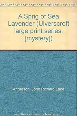 book cover of A Sprig of Sea Lavender