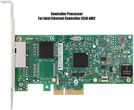 Tonysa i350-T2 Tarjeta de Red PCI-E para Procesador Intel ...