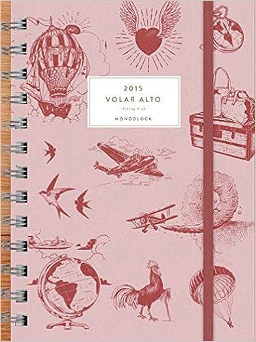 Agenda anillada Volar alto 2015 (Spanish Edition): Lucas ...