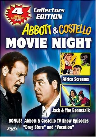Abbott & Costello Movie Night -