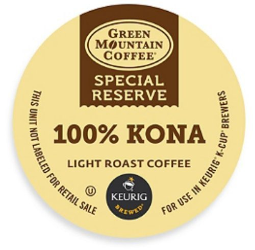 Green Mountain Special Reserve 100% Kona Coffee, 32 K-Cups