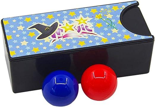 VAILANG Caja mágica cambiable Que Convierte la Bola roja en la ...