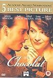 Chocolat - nominated for 5 academy awards