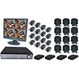 16 Channel Wireless DVR Complete System