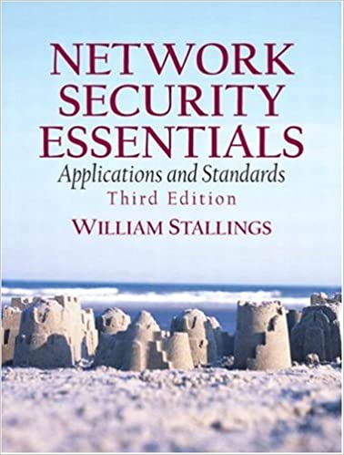 Network Security Essentials By William Stallings Third Edition Ebook