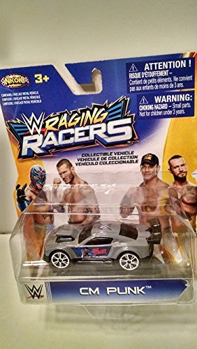 WWE Raging Racers CM Punk