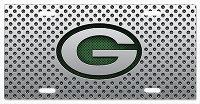 Green Bay Packers - The Run v21 Vanity License Plate