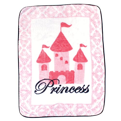 Luvable Friends Character High Pile Blanket, 30'' x 36'' by Luvable Friends