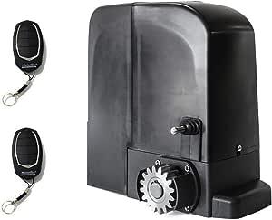 KIT Motor corredera uso intensivo Motorline Bravo524 (24v), para automatizar puertas y cancelas correderas de uso residencial, parking, garaje, cochera, alta calidad con 2 mandos alta seguridad: Amazon.es: Bricolaje y herramientas