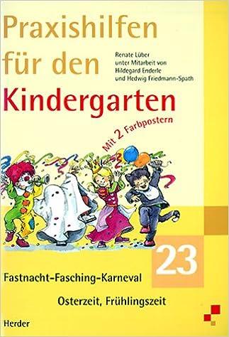 Praxishilfen Für Den Kindergarten H23 Fastnacht Fasching