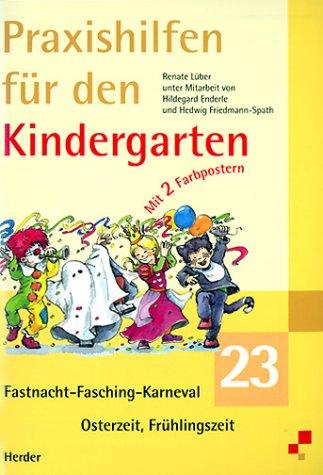 Praxishilfen Fur Den Kindergarten H 23 Fastnacht Fasching