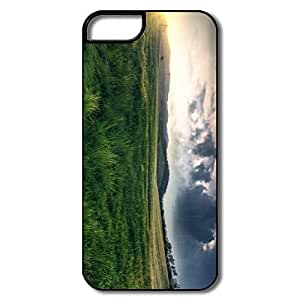 Generic Spring Scenery Pc Case For IPhone 5/5s