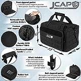 JCAP TACTICAL Range Bag with Cordura YKK Zippers