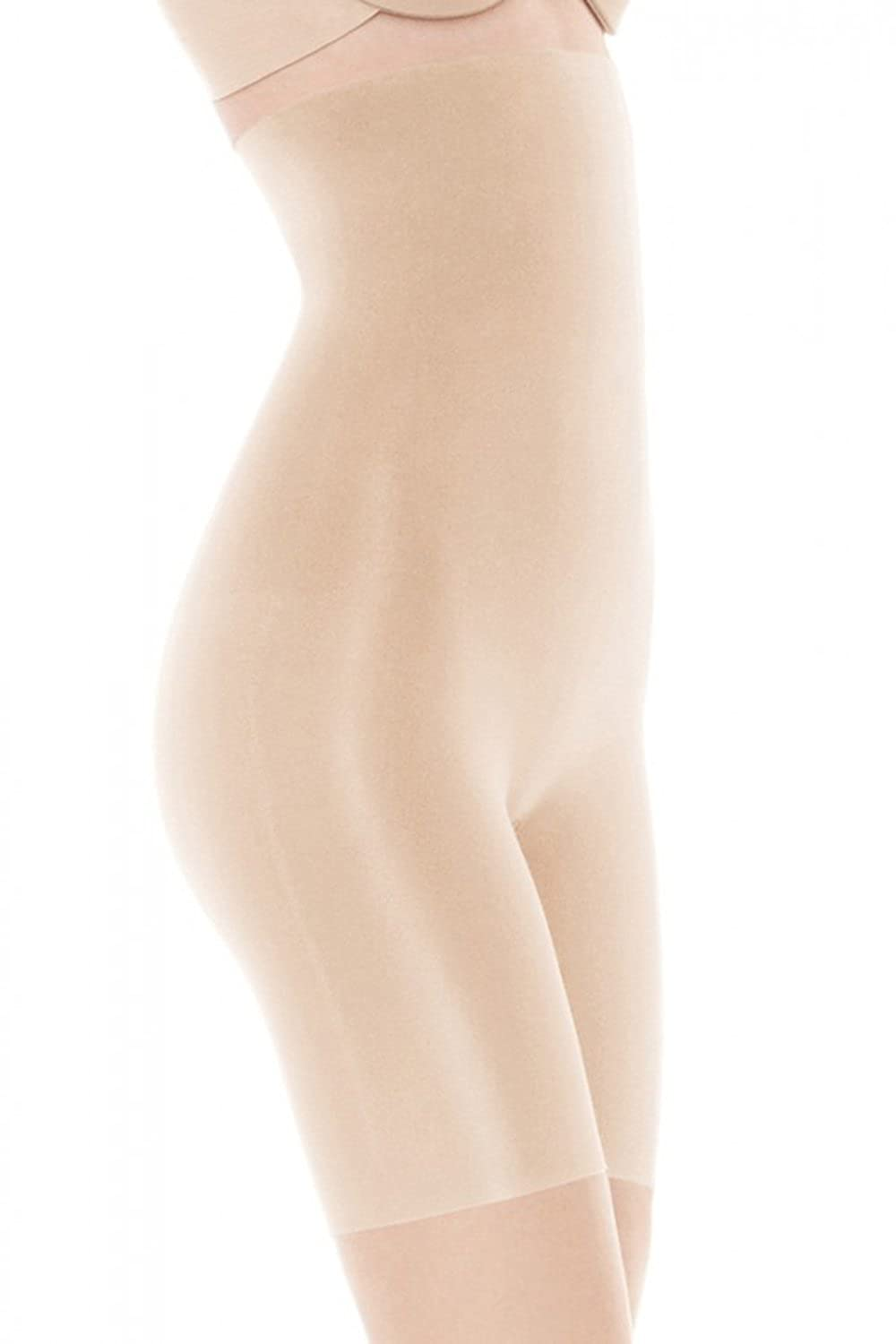 Spanx Undie-tectable High Rise Mid-Thigh 907A/Nude