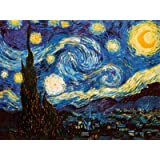 Starry Night, c.1889 Collections Art Poster Print by Vincent van Gogh, 61x46