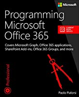 Programming Microsoft Office 365 Front Cover