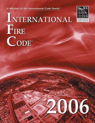 2006 International Fire Code (International Code Council Series) -  Paperback