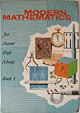 img - for Modern Mathematics For Junior High School Book 1 book / textbook / text book