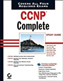 img - for CCNP: Complete Study Guide (642-801, 642-811, 642-821, 642-831) by Wade Edwards (2005-05-03) book / textbook / text book