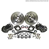 Brand New Complete Front Disc Brake Conversion Kit For 59 60 61 62 63 64 Chevy - BuyAutoParts 71-20008N New
