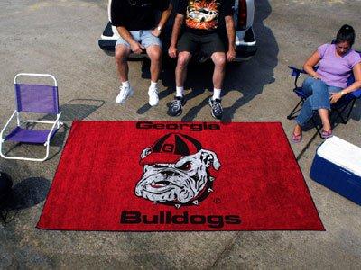 Fan Mats Georgia Bulldog Ulti-Mat, 60'' x 96''