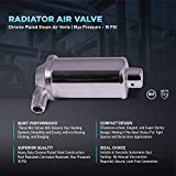 Midline Valve 6J3I4 Steam Radiator Air Vent; Heat