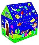 ShopMeFast Awals Children LED Light Tent House For Kids (Multicolor)