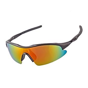 yomeni polarizadas Deportes Gafas de sol para ciclismo ...