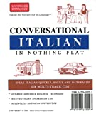 Conversational Italian in Nothing Flat