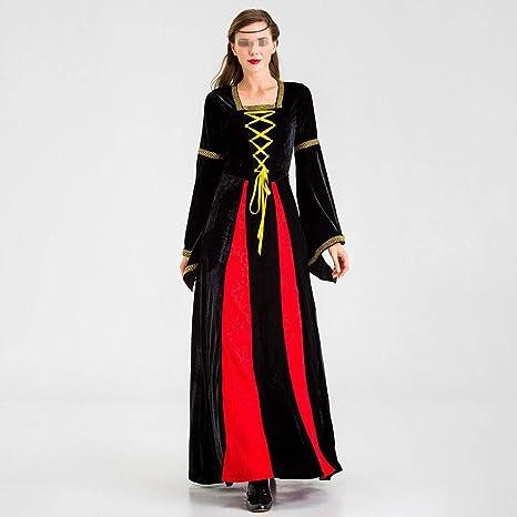 YyZCL Disfraz de la Reina de la Corte de la Diosa Griega de ...