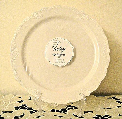 vintage plates - 7