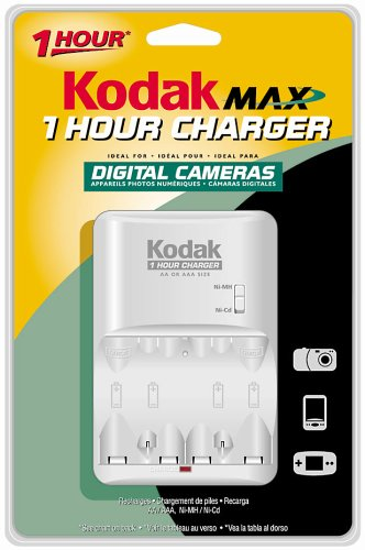 Kodak K6000C Max 1 Hour Battery Charger (Charger Only)