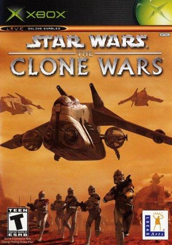 Star Wars Clone Wars - Xbox Clone Wars Xbox