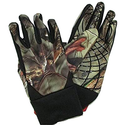 Men's Oaktree EVO Camo Tri-Laminate Shooters Hunting Glove