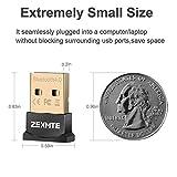 ZEXMTE Bluetooth USB Adapter CSR 4.0 USB Dongle