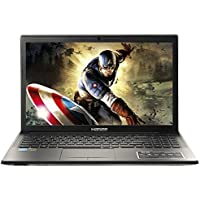 KKmoon HASEE GOD OF WAR K670E-G6D1 Laptop Notebook PC 15.6 IPS HD Display for Intel i5-7400 Processors GTX1050 4G GDDR5 8GB DDR4 1TB HDD+128G SSD