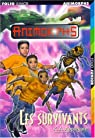 Animorphs, Tome 40 : Les Survivants par Applegate