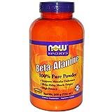Now Foods Beta-Alanine - 500 g (17.6 oz.) 6 Pack