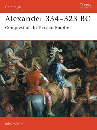 Alexander 334–323 BC: Conquest of the Persian Empire (Campaign)