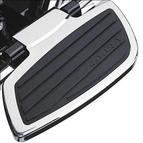 Cobra Swept Passenger Floorboards for 2005-2009 Suzuki C90