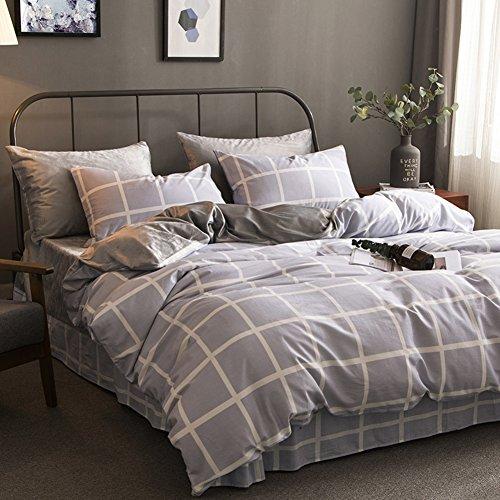 Cheap European Style Cotton Coral Velvet Four Sets Quilt Bed Sheets Thick  Autumn Winter Warm Bedding