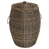 YZL/ Dirty clothes storage wicker basket/clothes hamper/basket/clothes baskets/laundry basket/bathroom storage baskets
