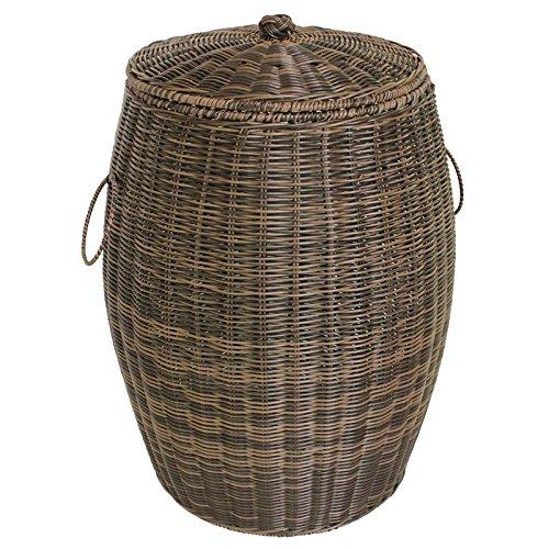 YZL/ Dirty clothes storage wicker basket/clothes hamper/basket/clothes baskets/laundry basket/bathroom storage baskets by KAIMENDAJI