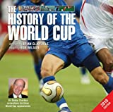 Front cover for the book History of the World Cup by Brian Glanville