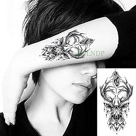 5pcs Tatuaje Impermeable Etiqueta Baile Me To The End of Love ...