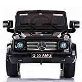 hummer power wheels for girls - Luxury Edition Mercedes-Bentz G Vagon Series, Licensed Toy for Kids, Boys and Girls with Music, Lights , Remote Control