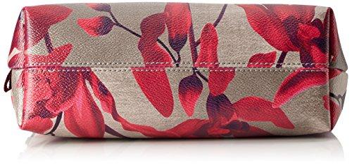 Oilily Jolly Cosmeticpouch Lhz 2 - Pochette da giorno Donna, Rot (Dark Red), 11x18.5x25.5 cm (B x H T)